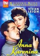 Anna Karenina - Polish Movie Cover (xs thumbnail)
