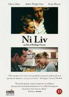 Nine Lives - Danish DVD movie cover (xs thumbnail)