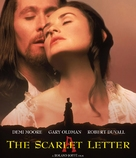 The Scarlet Letter - Blu-Ray cover (xs thumbnail)