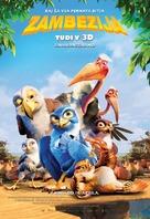 Zambezia - Slovenian Movie Poster (xs thumbnail)