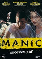Manic - German Movie Cover (xs thumbnail)