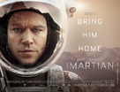 The Martian - British Movie Poster (xs thumbnail)