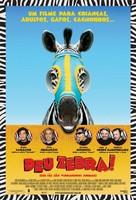 Racing Stripes - Brazilian Movie Poster (xs thumbnail)