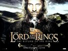 The Lord of the Rings: The Return of the King - British Movie Poster (xs thumbnail)