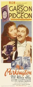 Mrs. Parkington - Movie Poster (xs thumbnail)