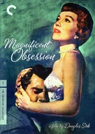 Magnificent Obsession - DVD cover (xs thumbnail)