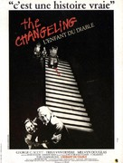 The Changeling - French Movie Poster (xs thumbnail)