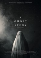 A Ghost Story - German Movie Poster (xs thumbnail)