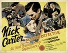 Nick Carter, Master Detective - Movie Poster (xs thumbnail)