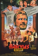 Hercules Returns - Australian Movie Poster (xs thumbnail)