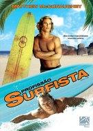 Surfer, Dude - Brazilian Movie Poster (xs thumbnail)