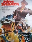 Indio Black, sai che ti dico: Sei un gran figlio di... - German Movie Poster (xs thumbnail)