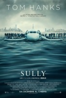 Sully - Italian Movie Poster (xs thumbnail)