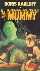 The Mummy - VHS movie cover (xs thumbnail)