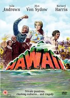 Hawaii - British DVD cover (xs thumbnail)