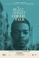 If Beale Street Could Talk - Movie Poster (xs thumbnail)