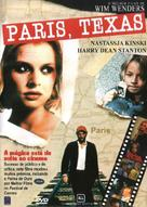 Paris, Texas - Brazilian Movie Cover (xs thumbnail)