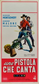 The Lone Gun - Italian Movie Poster (xs thumbnail)