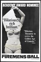 Horí, má panenko - Movie Poster (xs thumbnail)
