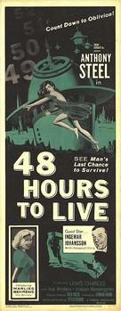 Med fara för livet - Movie Poster (xs thumbnail)