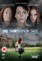 The Thirteenth Tale - British DVD movie cover (xs thumbnail)