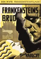 Bride of Frankenstein - Swedish Movie Poster (xs thumbnail)