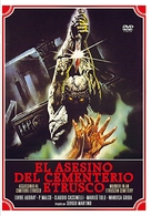 Assassinio al cimitero etrusco - Spanish Movie Cover (xs thumbnail)