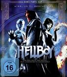 Hellboy - German Blu-Ray movie cover (xs thumbnail)