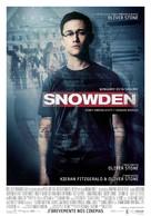 Snowden - Portuguese Movie Poster (xs thumbnail)