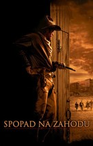 Open Range - Slovenian Movie Cover (xs thumbnail)