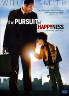 The Pursuit of Happyness - DVD cover (xs thumbnail)