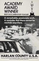 Harlan County U.S.A. - Movie Poster (xs thumbnail)