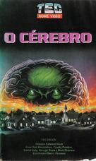 The Brain - Brazilian VHS cover (xs thumbnail)