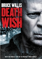 Death Wish - DVD movie cover (xs thumbnail)