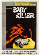 It's Alive - Italian Movie Poster (xs thumbnail)