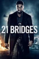 21 Bridges - British Movie Cover (xs thumbnail)