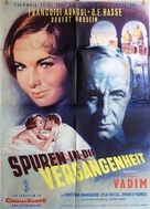 Sait-on jamais... - German Movie Poster (xs thumbnail)