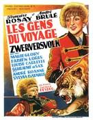 Les gens du voyage - Belgian Movie Poster (xs thumbnail)