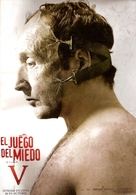 Saw V - Argentinian Movie Poster (xs thumbnail)
