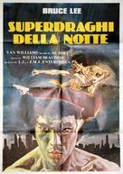 Fury Of The Dragon - Italian Movie Poster (xs thumbnail)