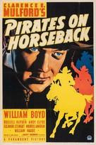 Pirates on Horseback - Movie Poster (xs thumbnail)