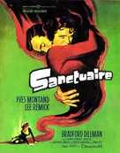 Sanctuary - French Movie Poster (xs thumbnail)