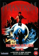 Phantasm - British DVD movie cover (xs thumbnail)