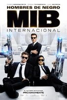 Men in Black: International - Argentinian Movie Poster (xs thumbnail)