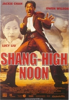 Shanghai Noon - German Movie Poster (xs thumbnail)