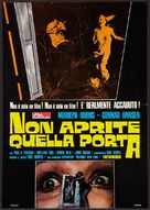 The Texas Chain Saw Massacre - Italian Movie Poster (xs thumbnail)