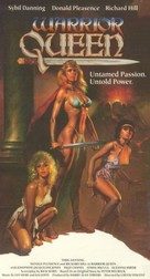 Warrior Queen - VHS cover (xs thumbnail)