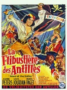 Anne of the Indies - Belgian Movie Poster (xs thumbnail)