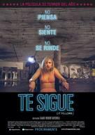 It Follows - Argentinian Movie Poster (xs thumbnail)