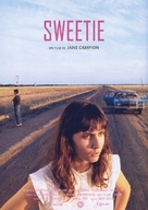 Sweetie - French Re-release poster (xs thumbnail)